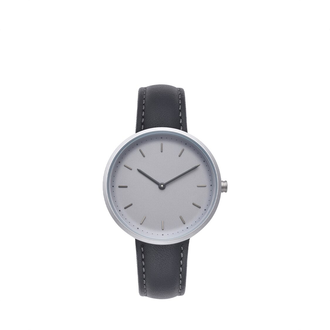 Conc 39 Grey Leather