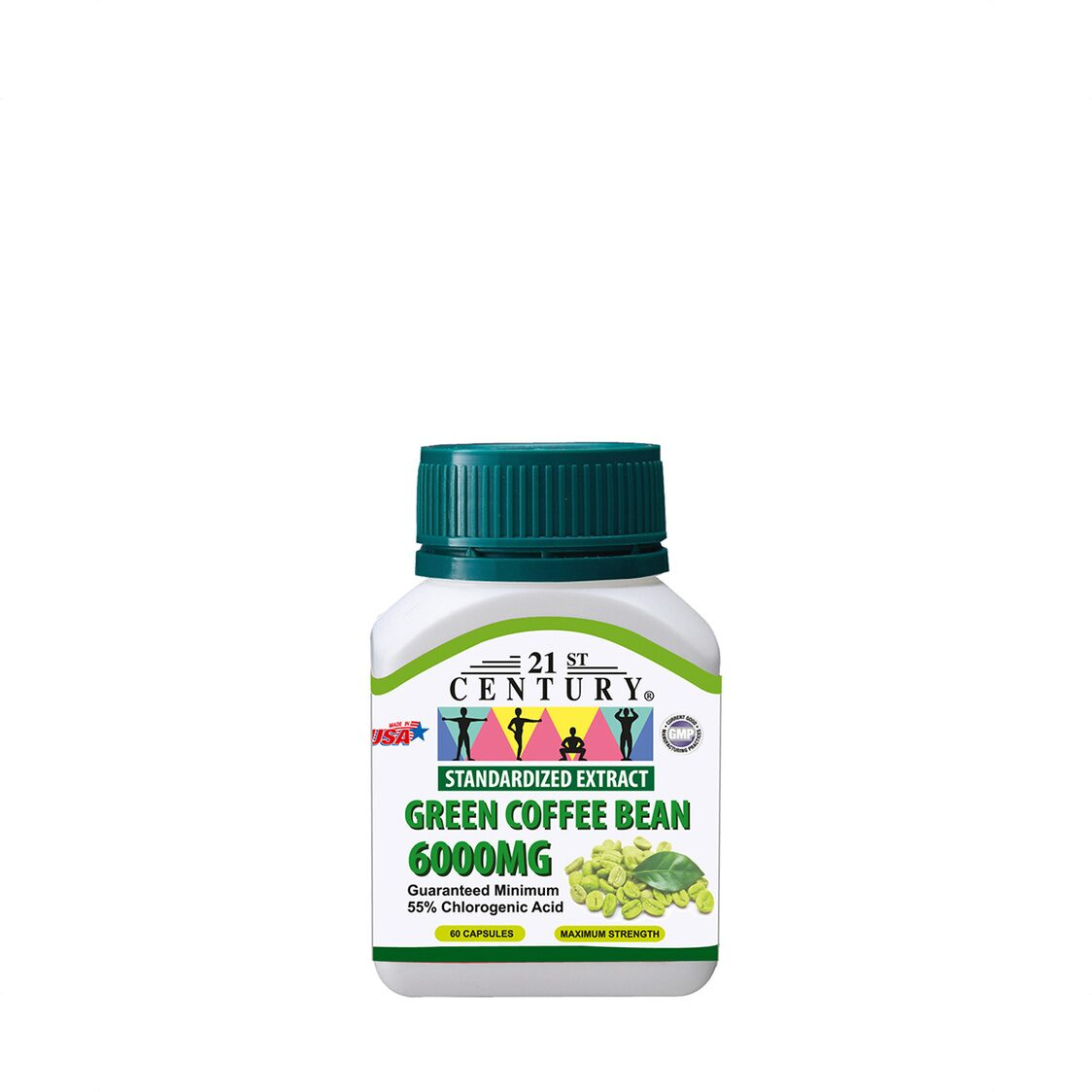 Green Coffee Bean 6000mg 60s
