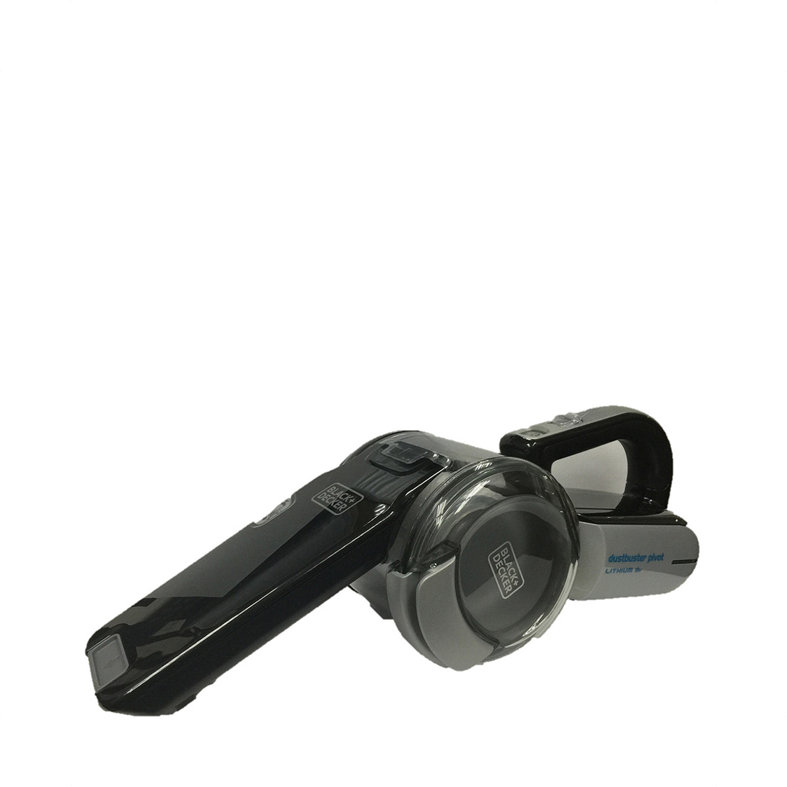 18V Li-ion Pivot Dustbuster Vacuum Black with Extension PV1820BK-B1  PVA03-B1