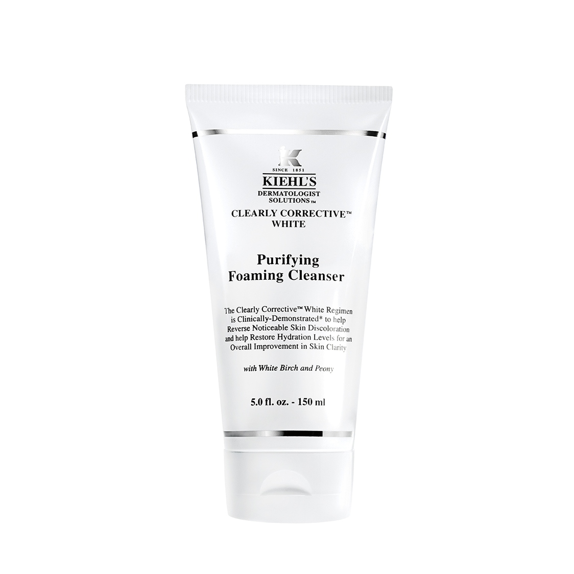 Dermatologist Solutions Clearly Corrective Purifying Foaming Cleanser 150ml