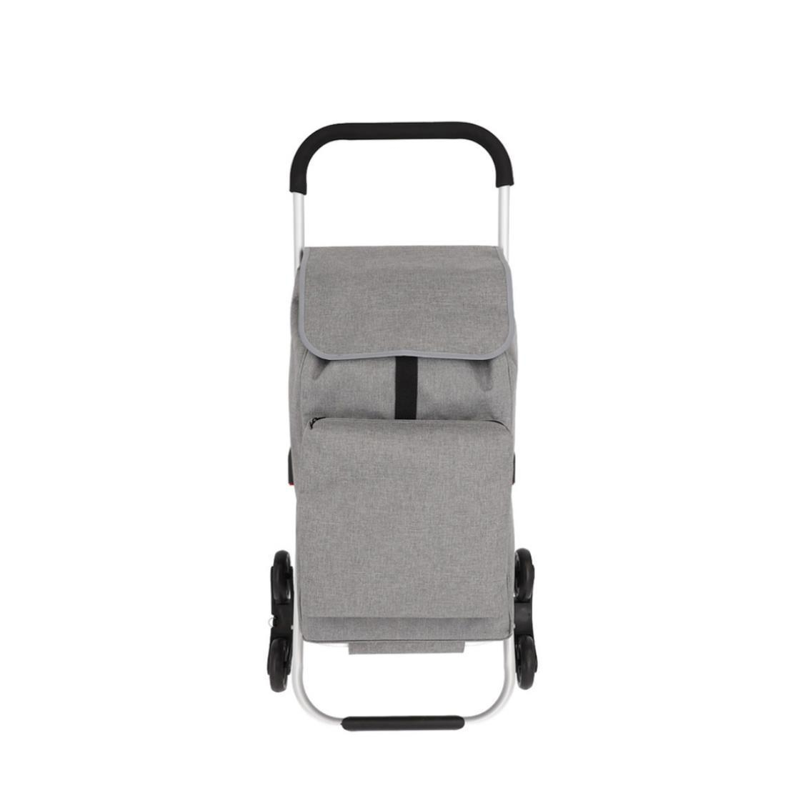 MEssentials Shopping Trolley Grey