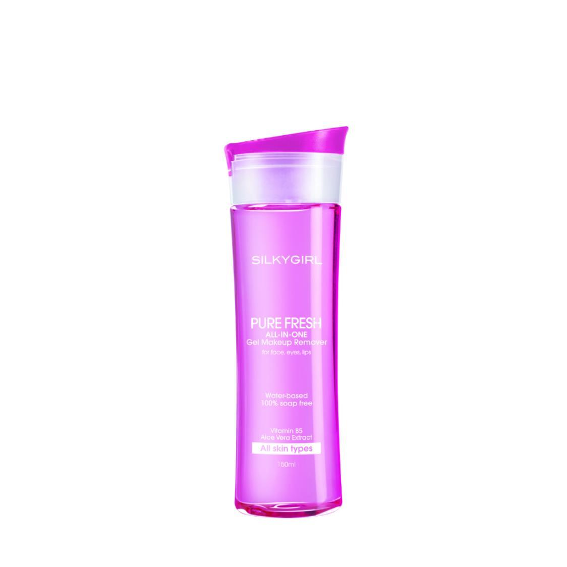 Silkygirl Pure Fresh Gel Makeup Remover