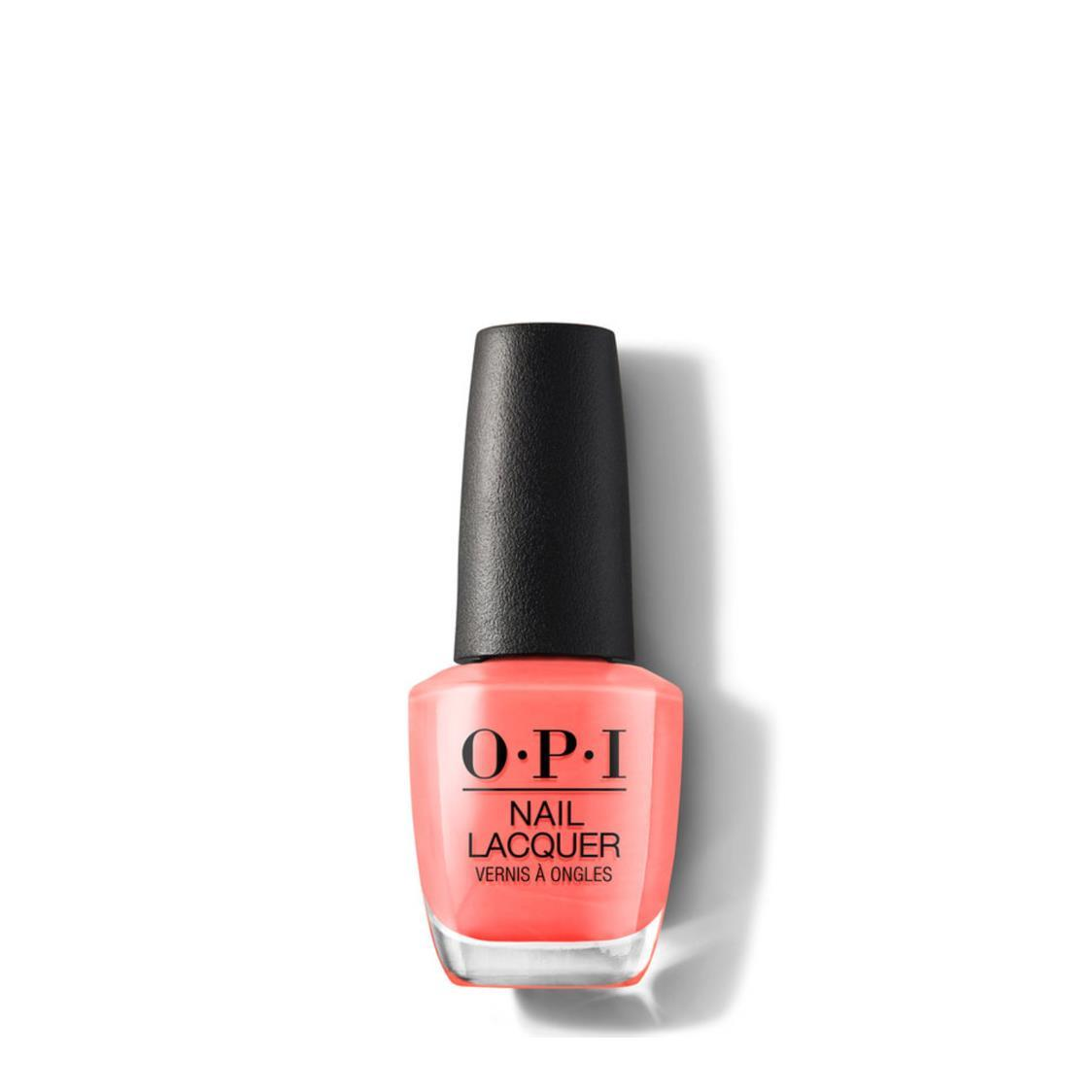 Summer Collection 2019 Nail Lacquer Orange You A Rock Star 15ml
