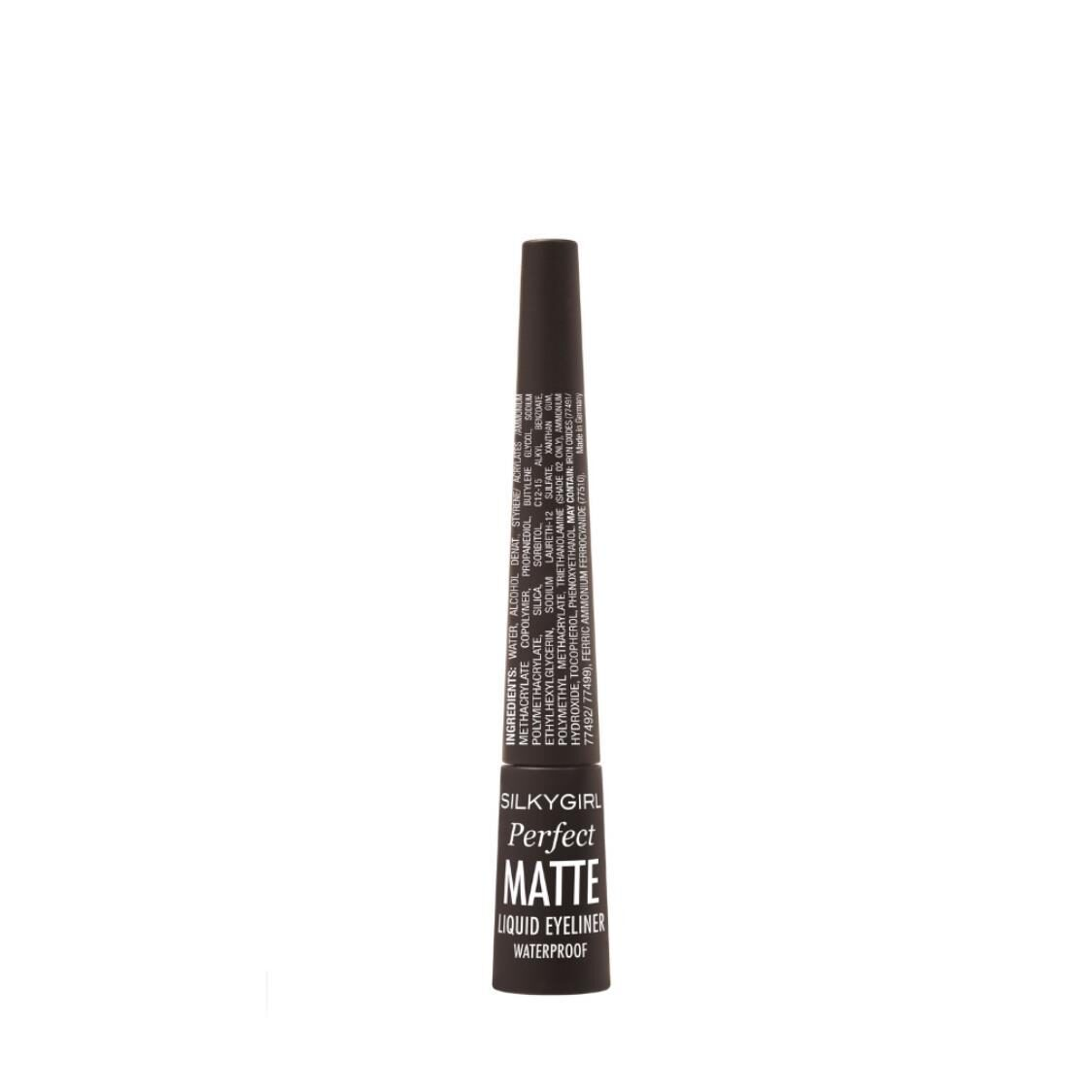 Perfect Matte Liquid EyeLiner Matte Brown