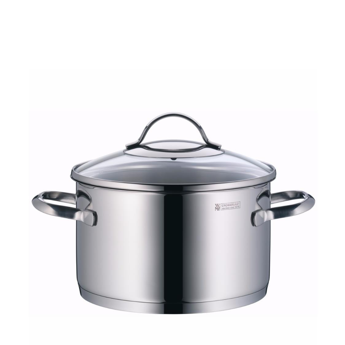 Provence Plus High Casserole with cover 20cm