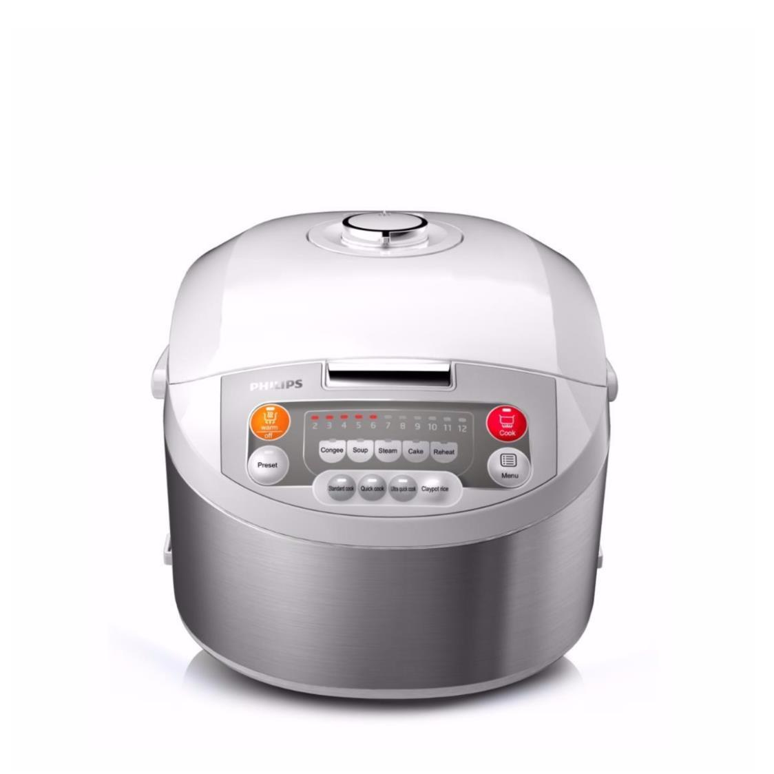 5 Layer Golden Coating Rice Cooker