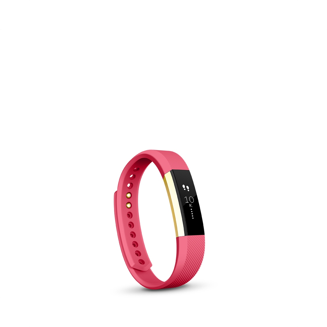 Alta Wireless Activity Sleep Wristband Pink Gold Small