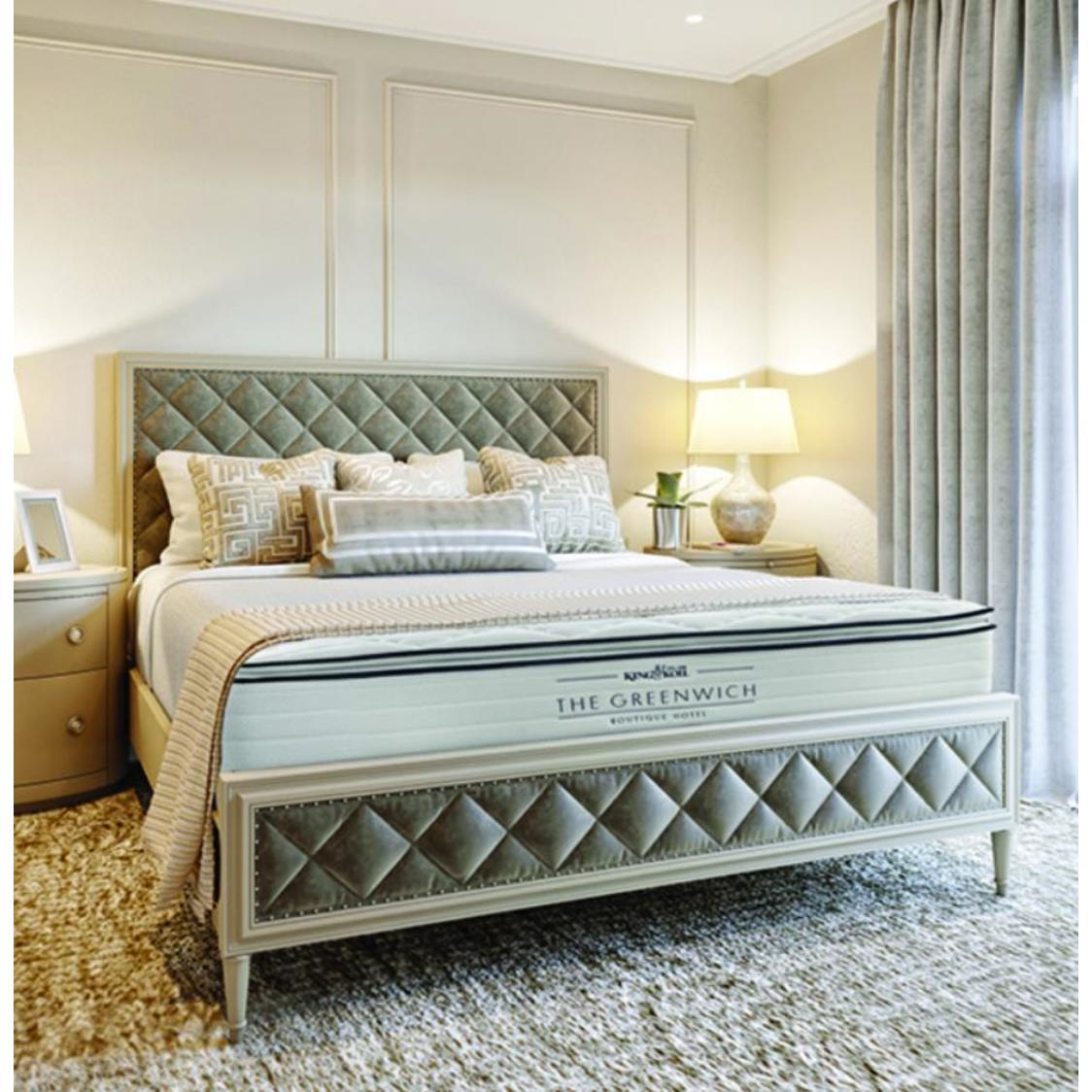 Boutique Hotel The Greenwich Pocketed Spring Mattress with Microgel ...