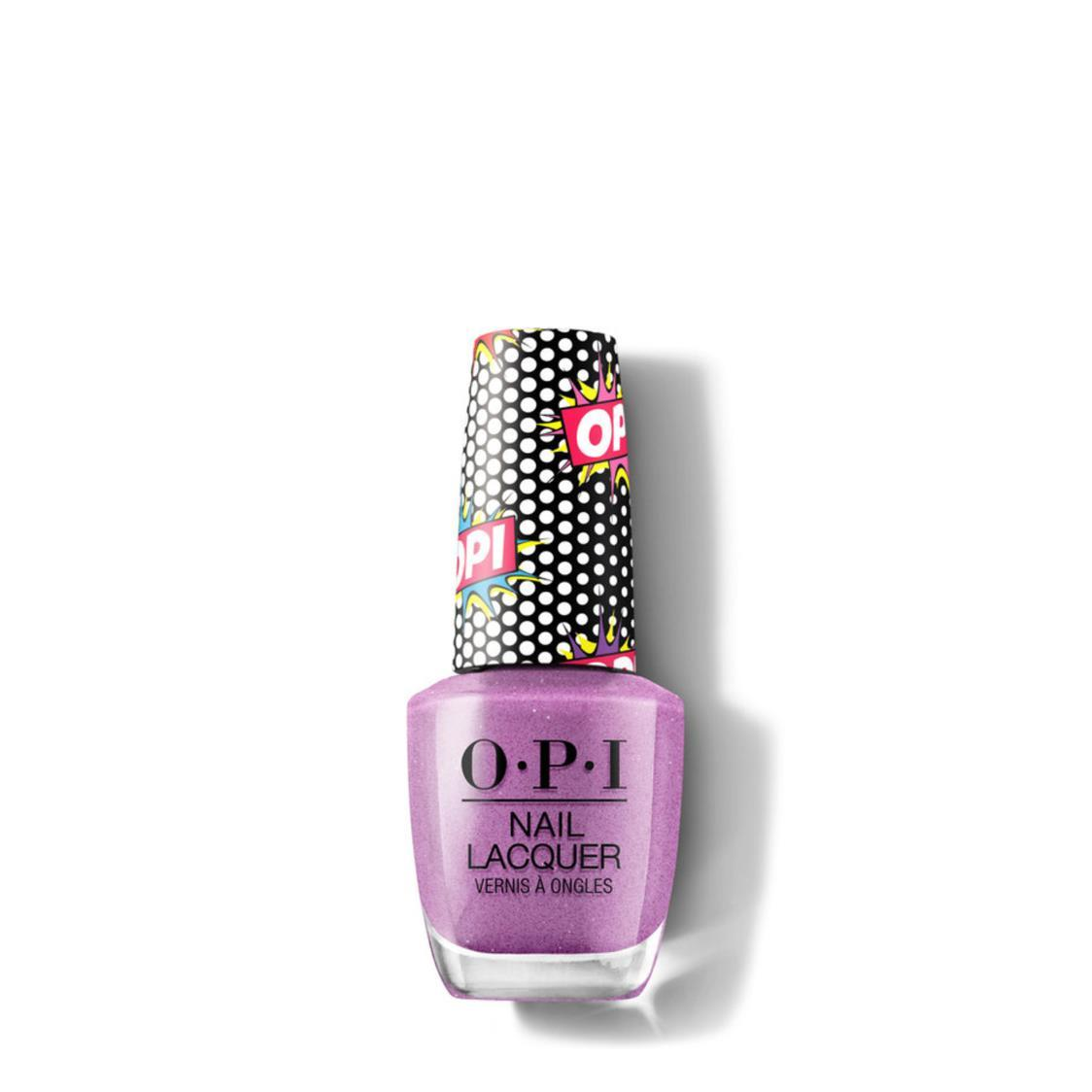 Opi Bubbles Collection 2018 Nail Lacquer Pop Star 15ml