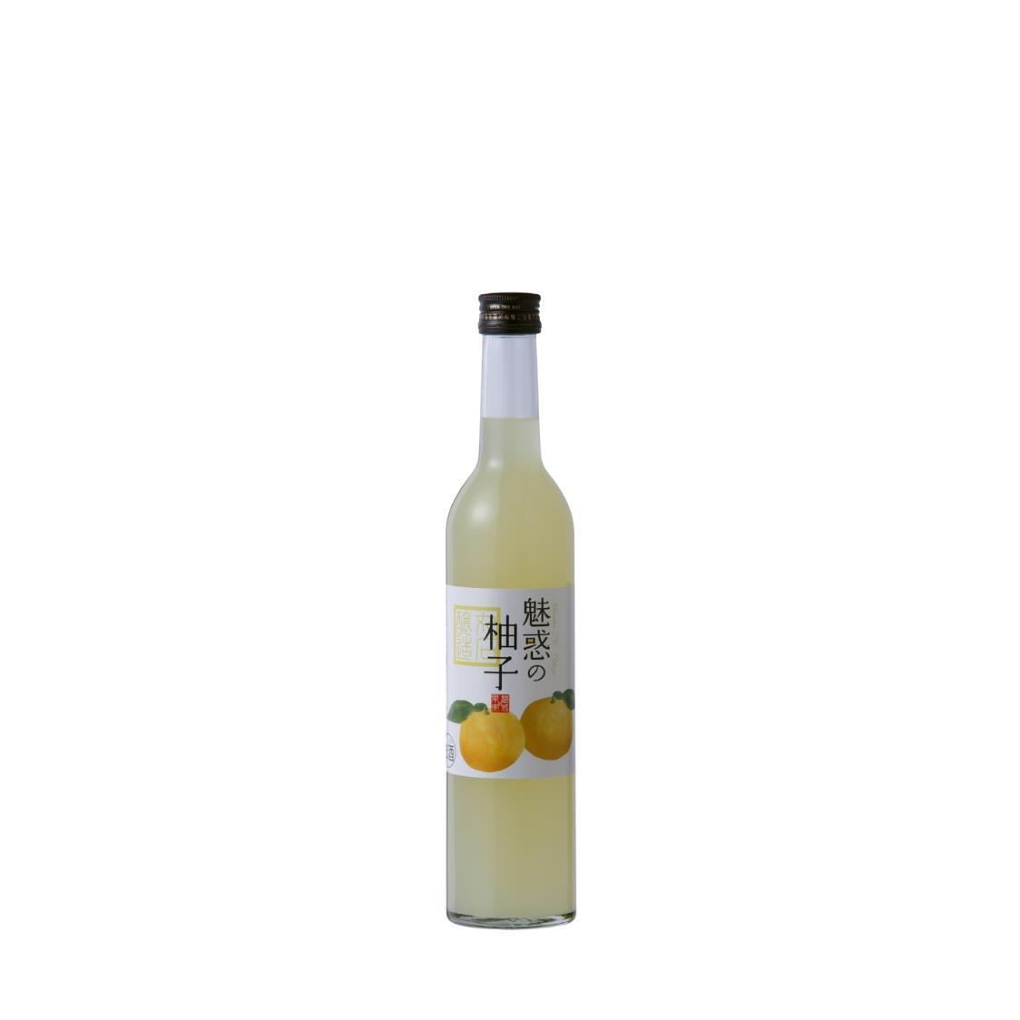 Miwaku No Yuzu Sake 500ml