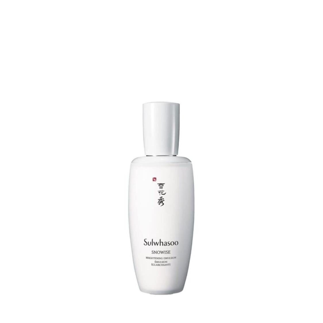 Snowise Brightening Emulsion 125ml