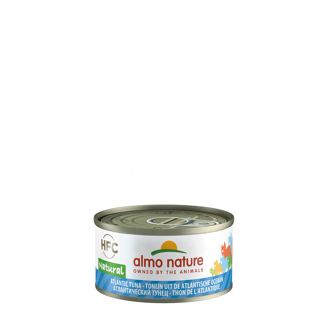Atlantic Ocean Tuna Cat Can 70g