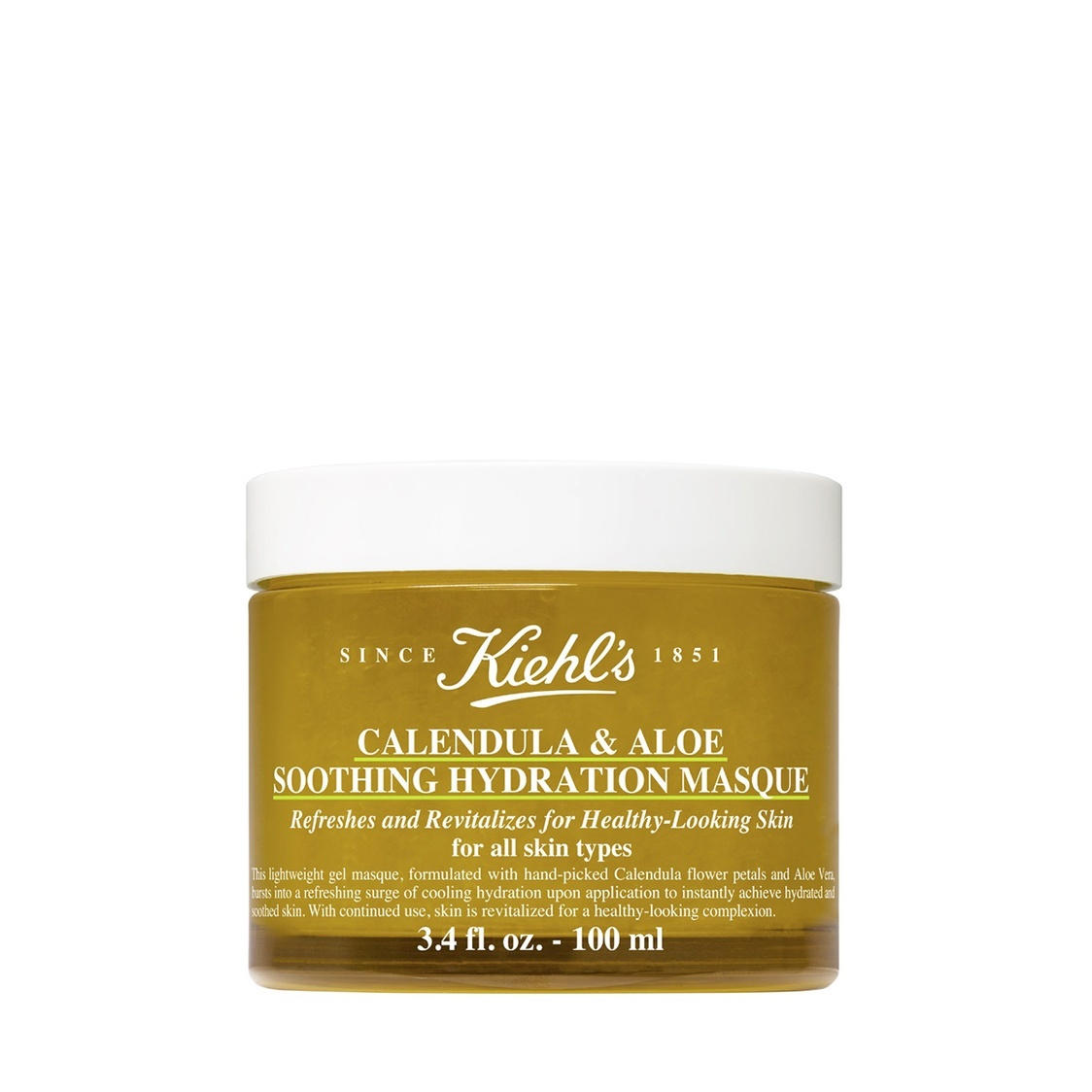 Calendula  Aloe Soothing Hydration Mask 100ml