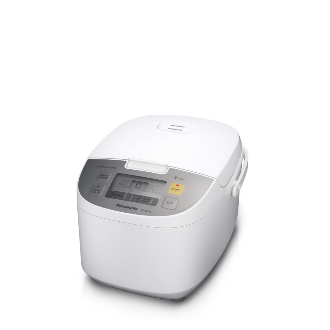 Rice Cooker With Diamond Coating 18L SR-ZE185WSH