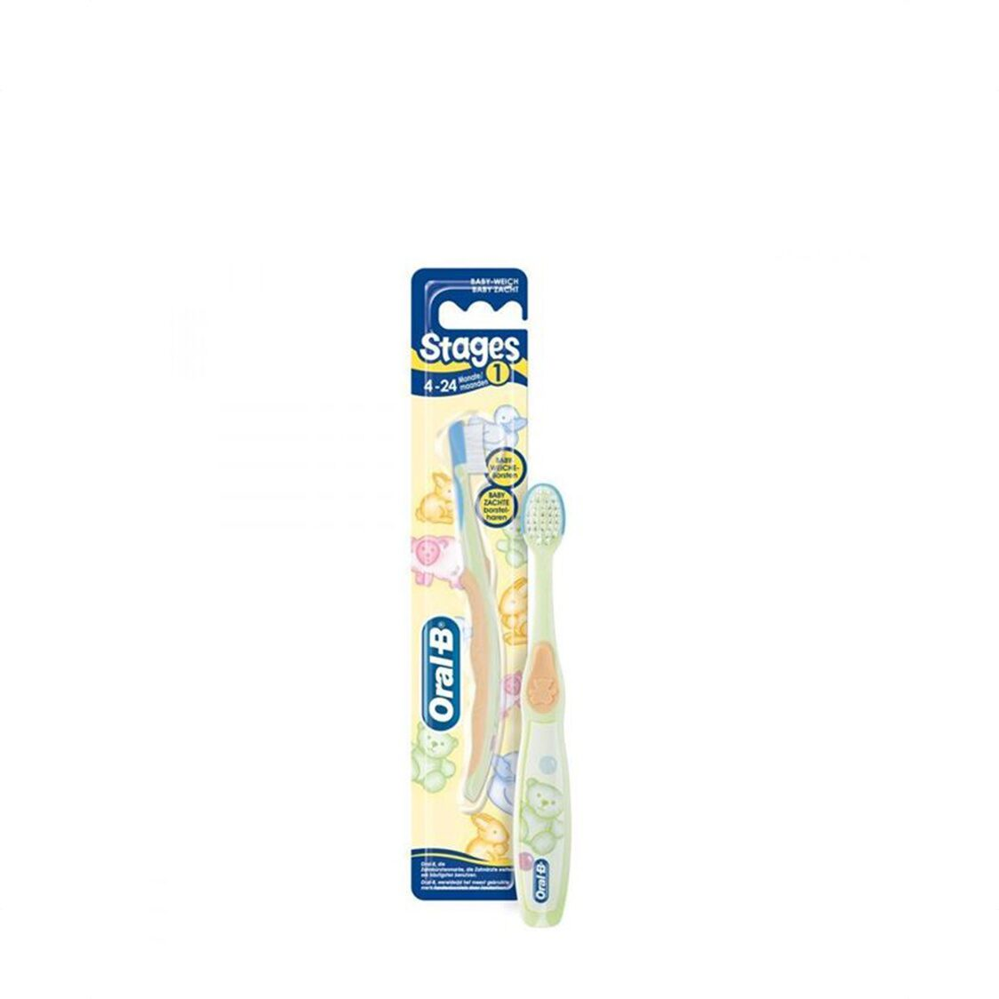 Oral B Stages 1 Toothbrush