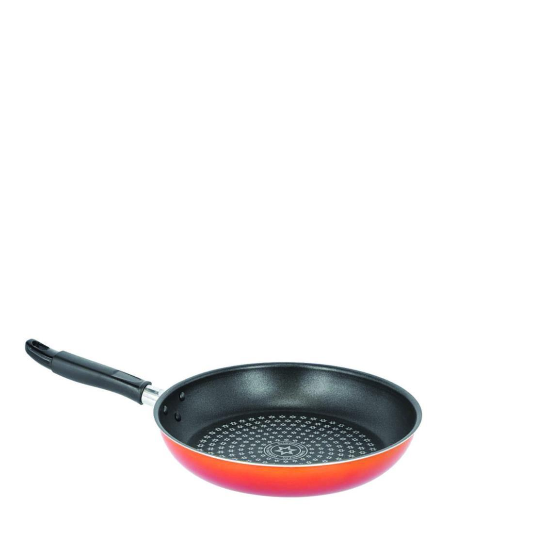 Sunhak Diamond Assorted Fry Pan Red