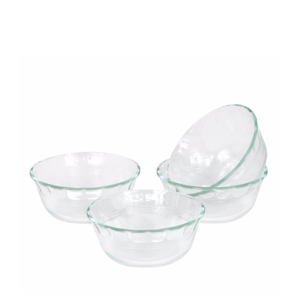 Pyrex Deep Pie Plate 4 in a pack