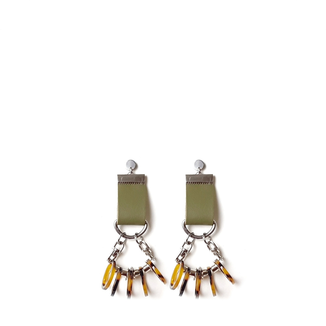 GIA Earrings PISTACHIO