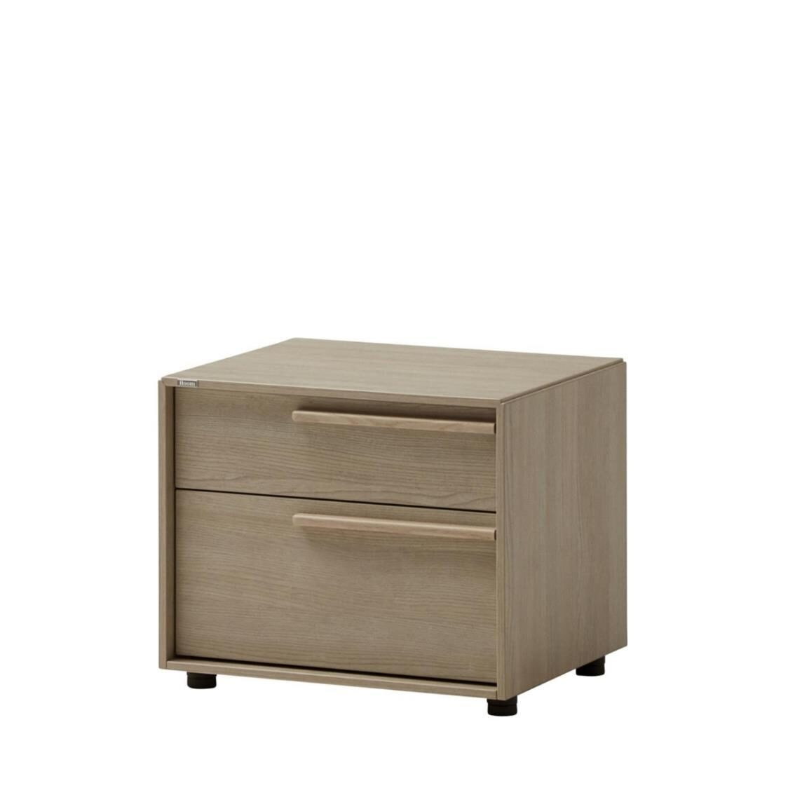 Cusino 2-Story Side Table 500W OS Olmless Ruster