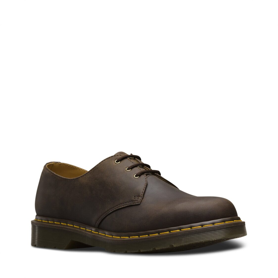 Dr Marten 1461 Crazy Horse Leather Oxford Shoes