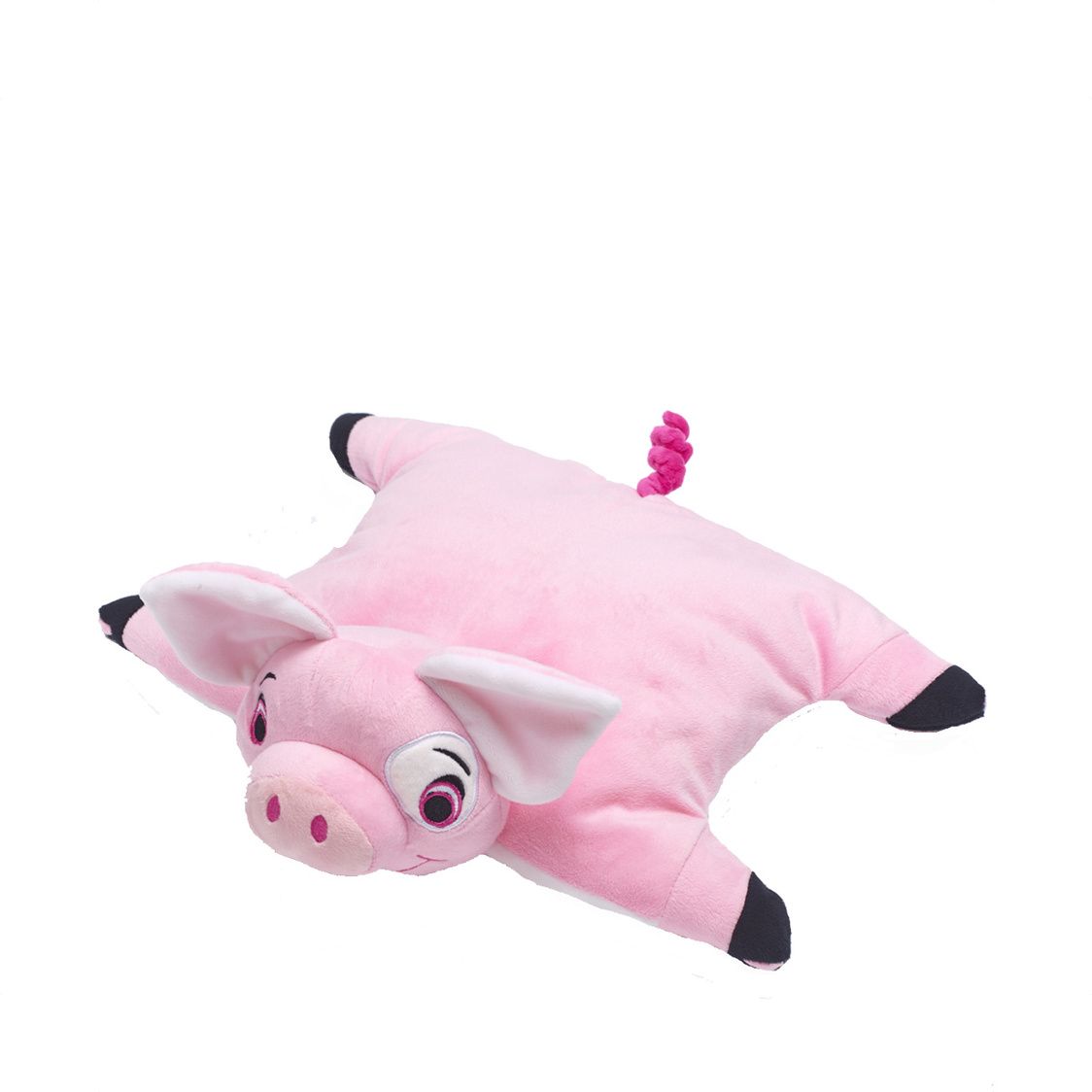 Kids Travel Pillow Pig