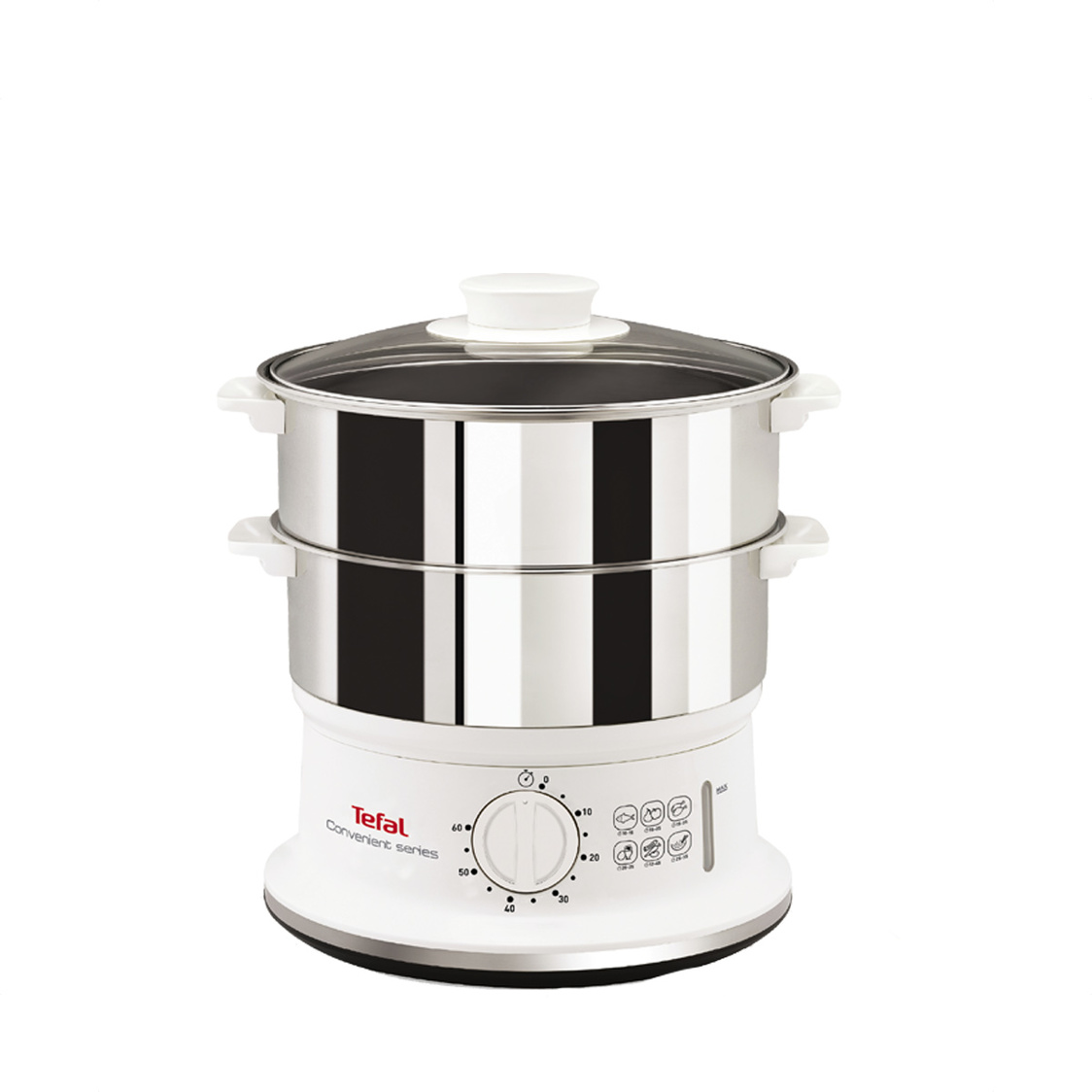 Stainless Steel Convenient Steamer VC145140
