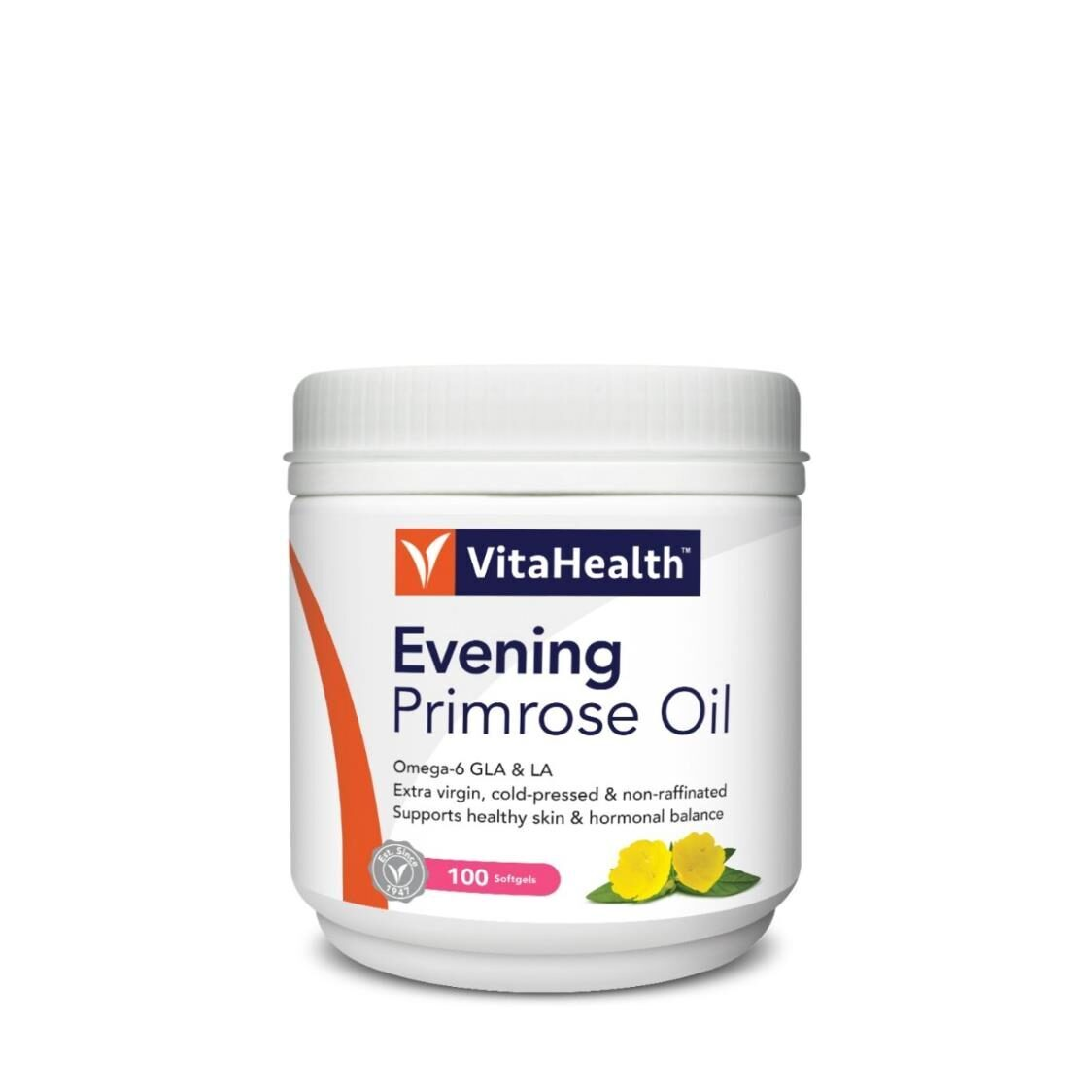 Evening Primrose Oil 100 Softgels
