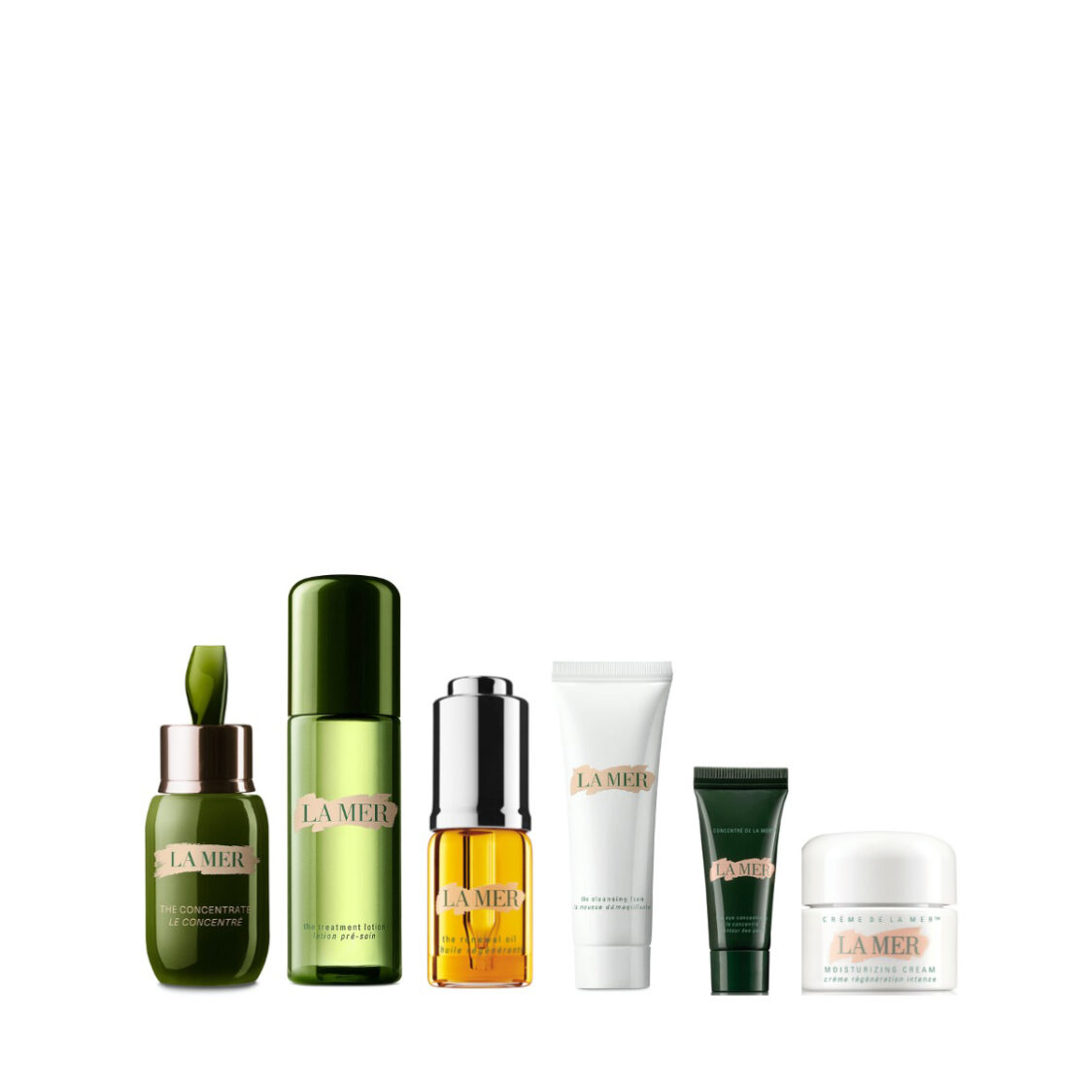 La Mer Hydrating Renewal Collection worth 871