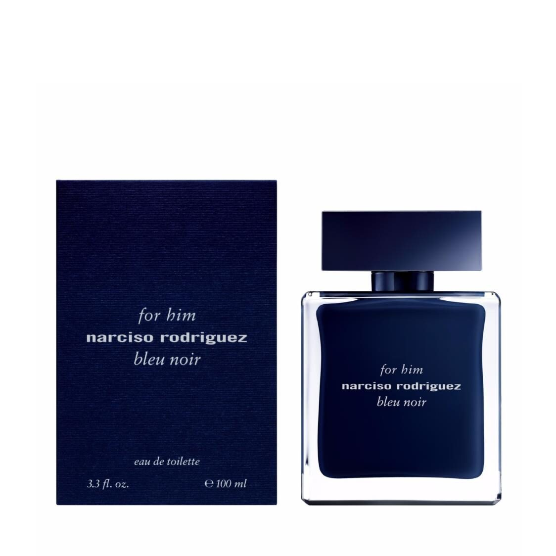 For Him Bleu Noir EDT Spray