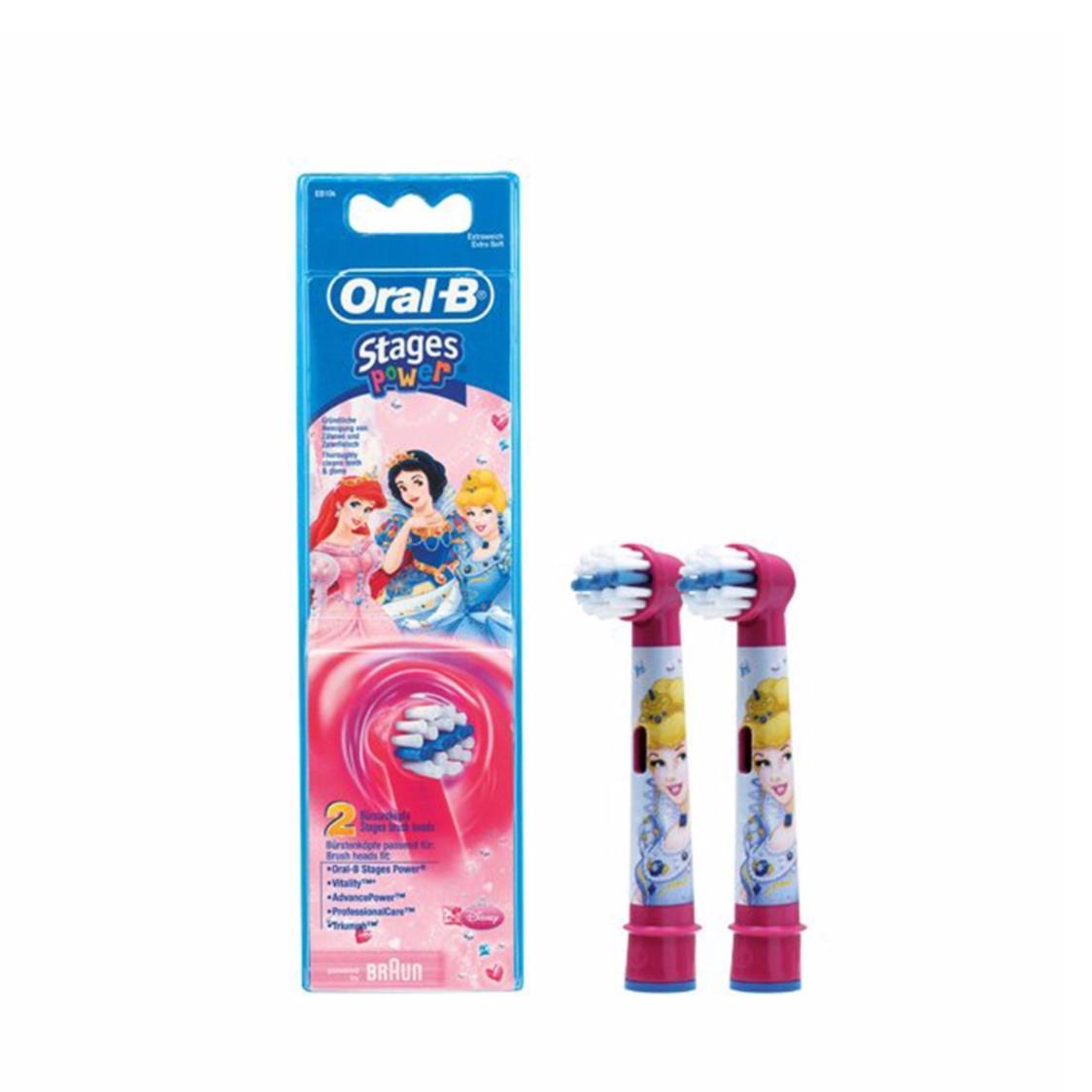 BRAUN Oral B Stages Power Refill