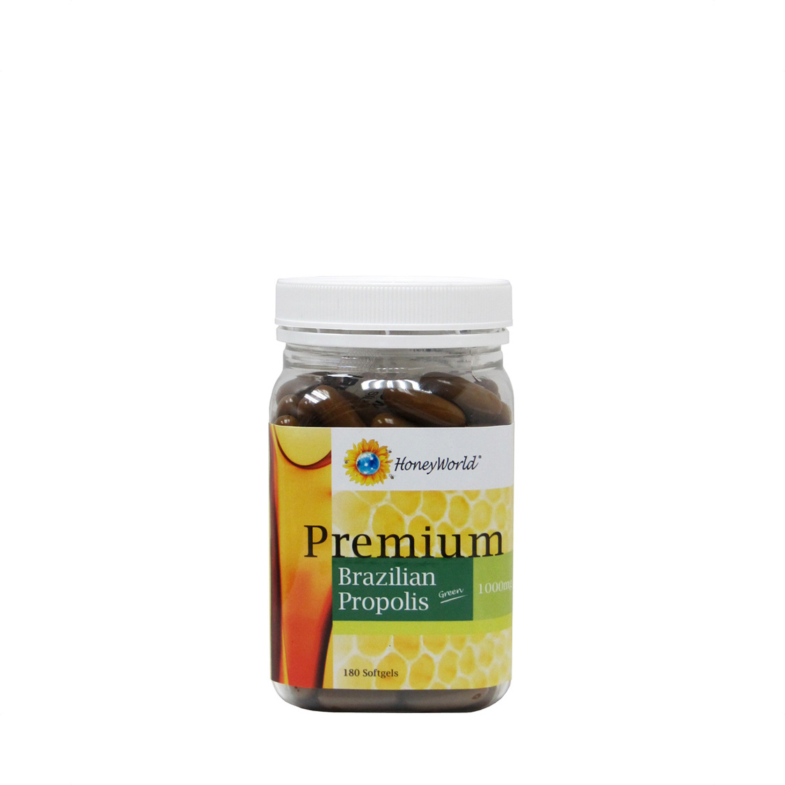 Brazilian Green Propolis 1000mg 180s