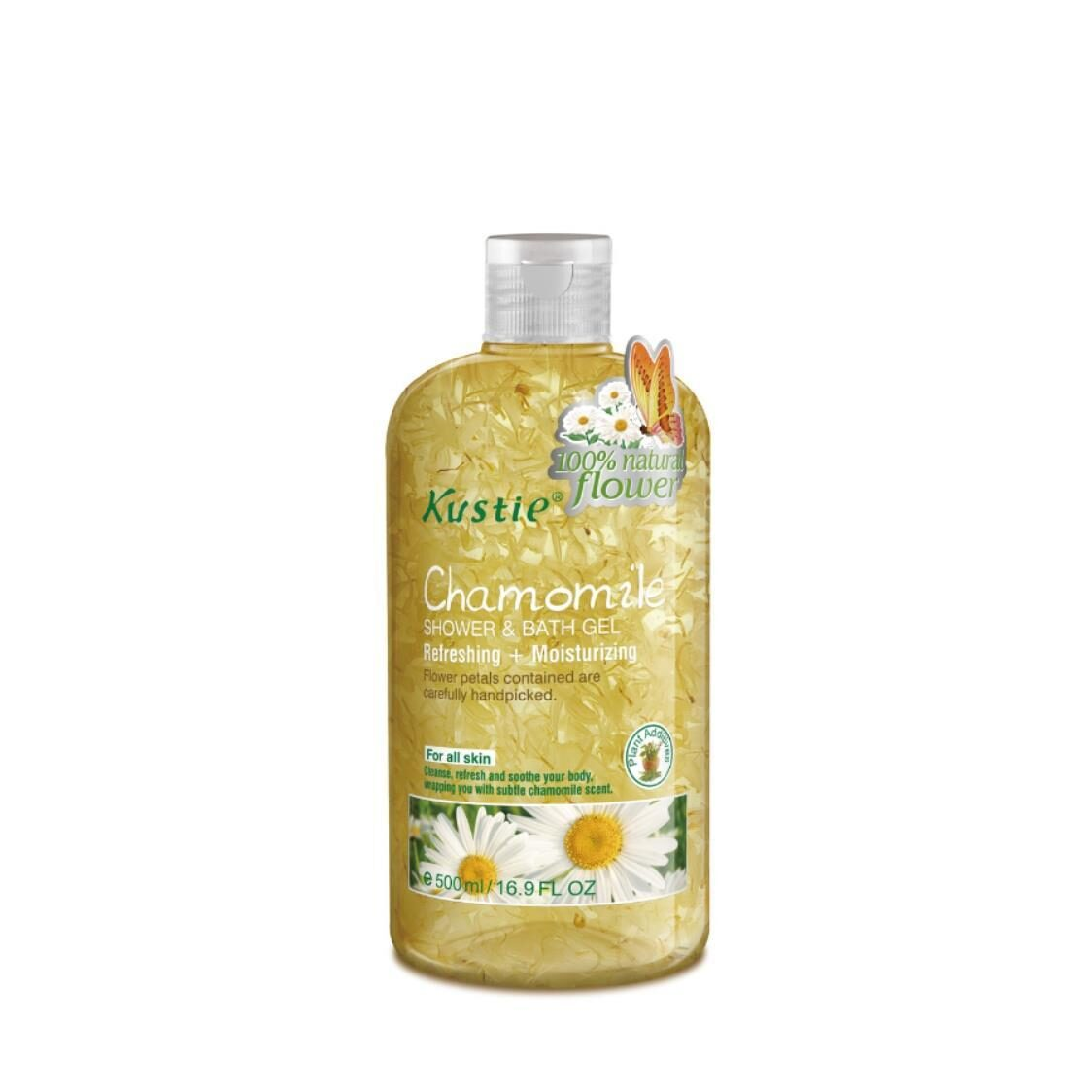 Chamomile Shower  Bath Gel 500ml