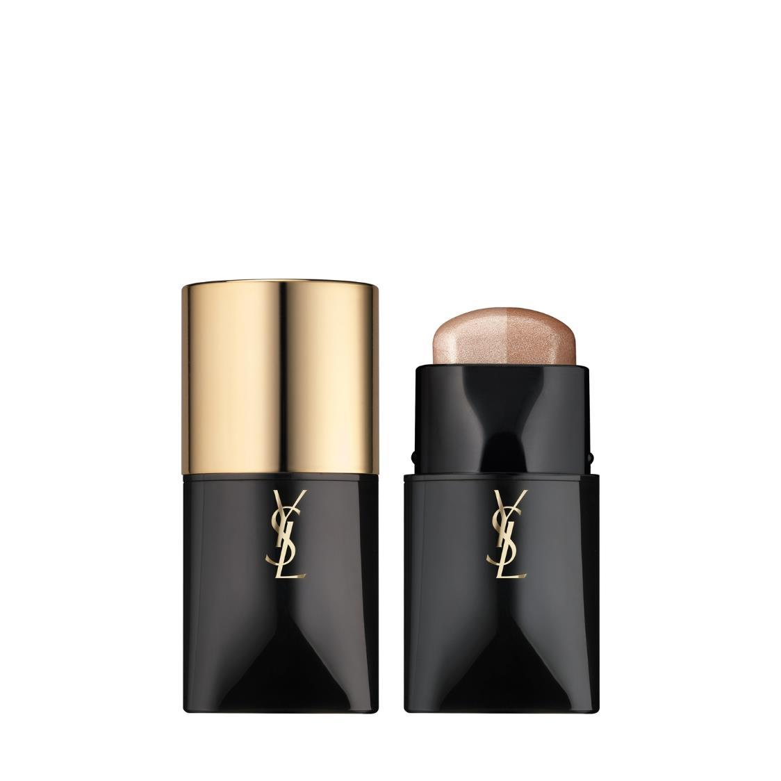 YSL Face Highlighter Holiday Look 2018