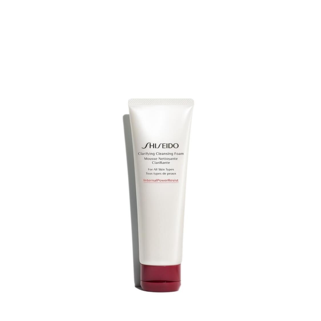 Shiseido Clarifying Cleansing Foam