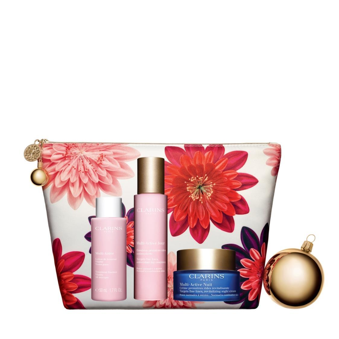 Clarins Multi-Active Partners