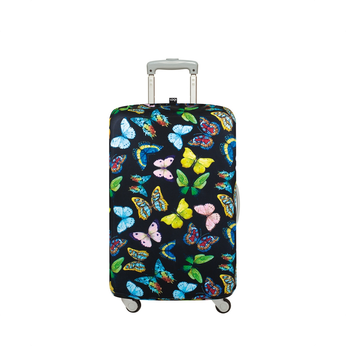 Wild Large Luggage Cover - Butterflies