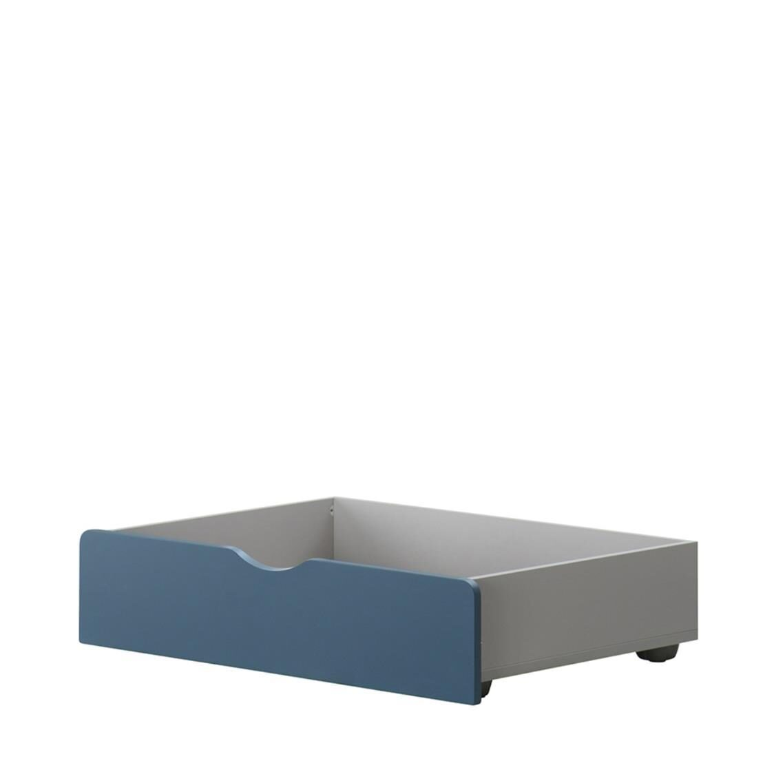 Tinkle Pop Bed Drawer KB Blue