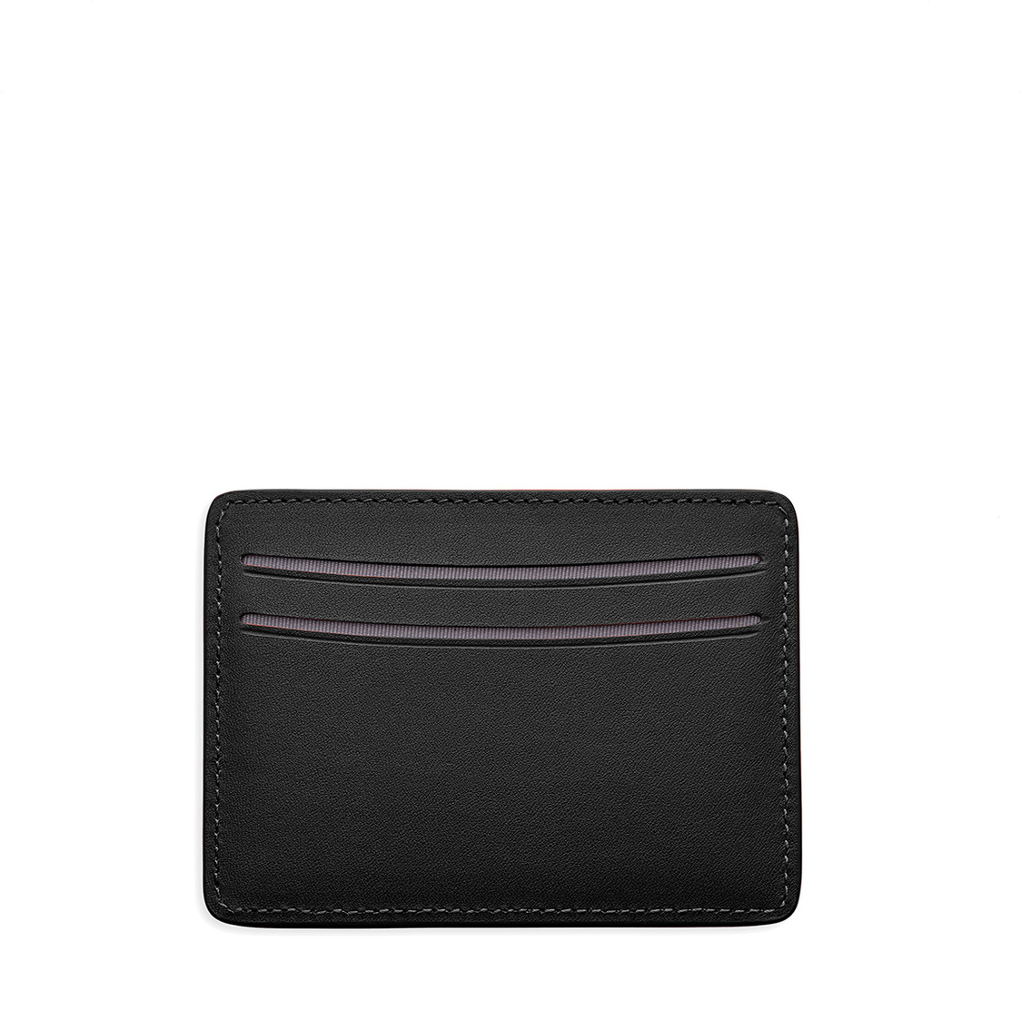 Kas Wallet - Black Leather