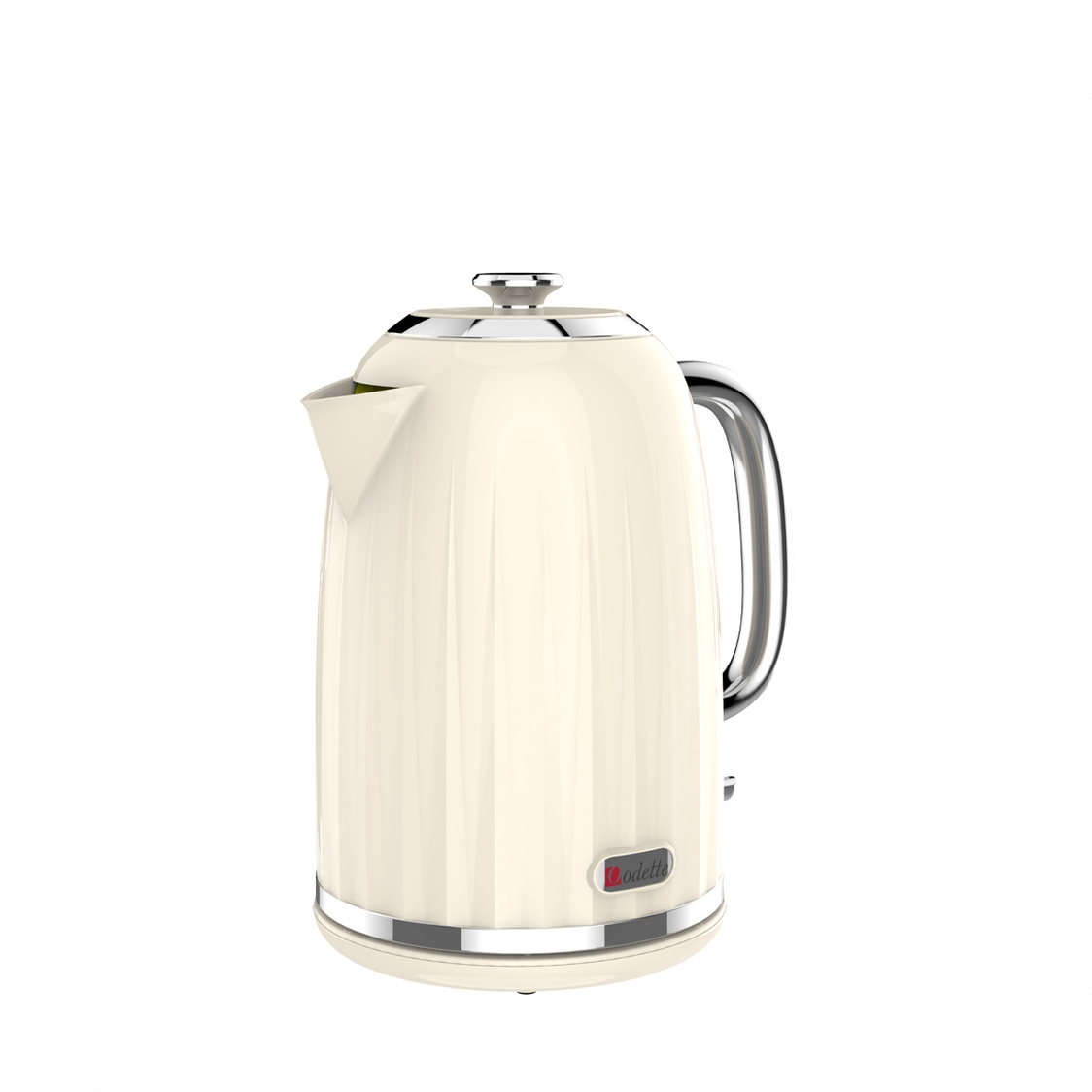 17L Retro Design Electric Kettle Beige WK8512