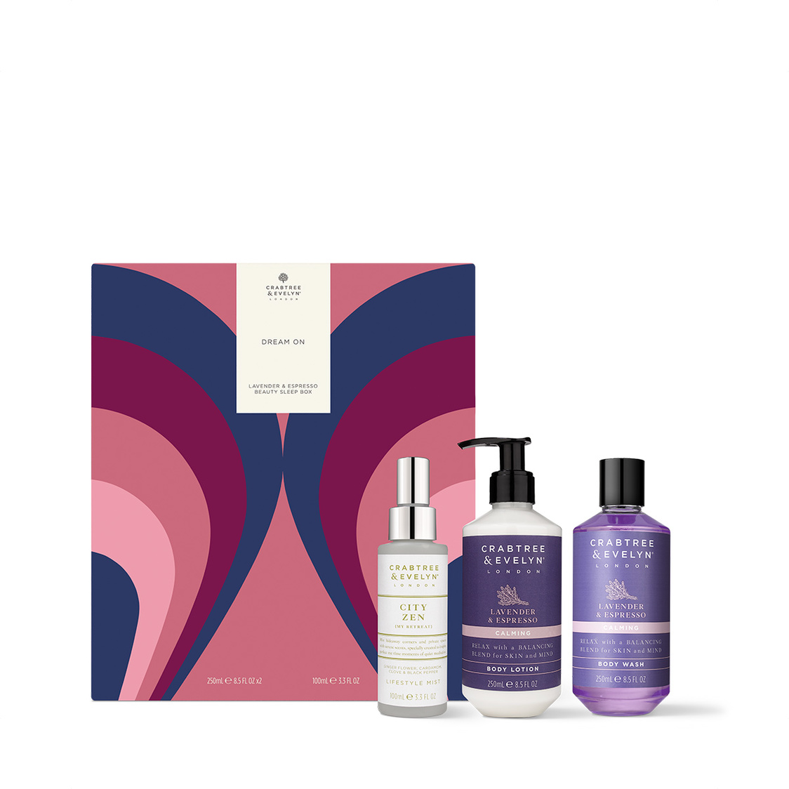 Dream On Lavender  Espresso Beauty Sleep Box