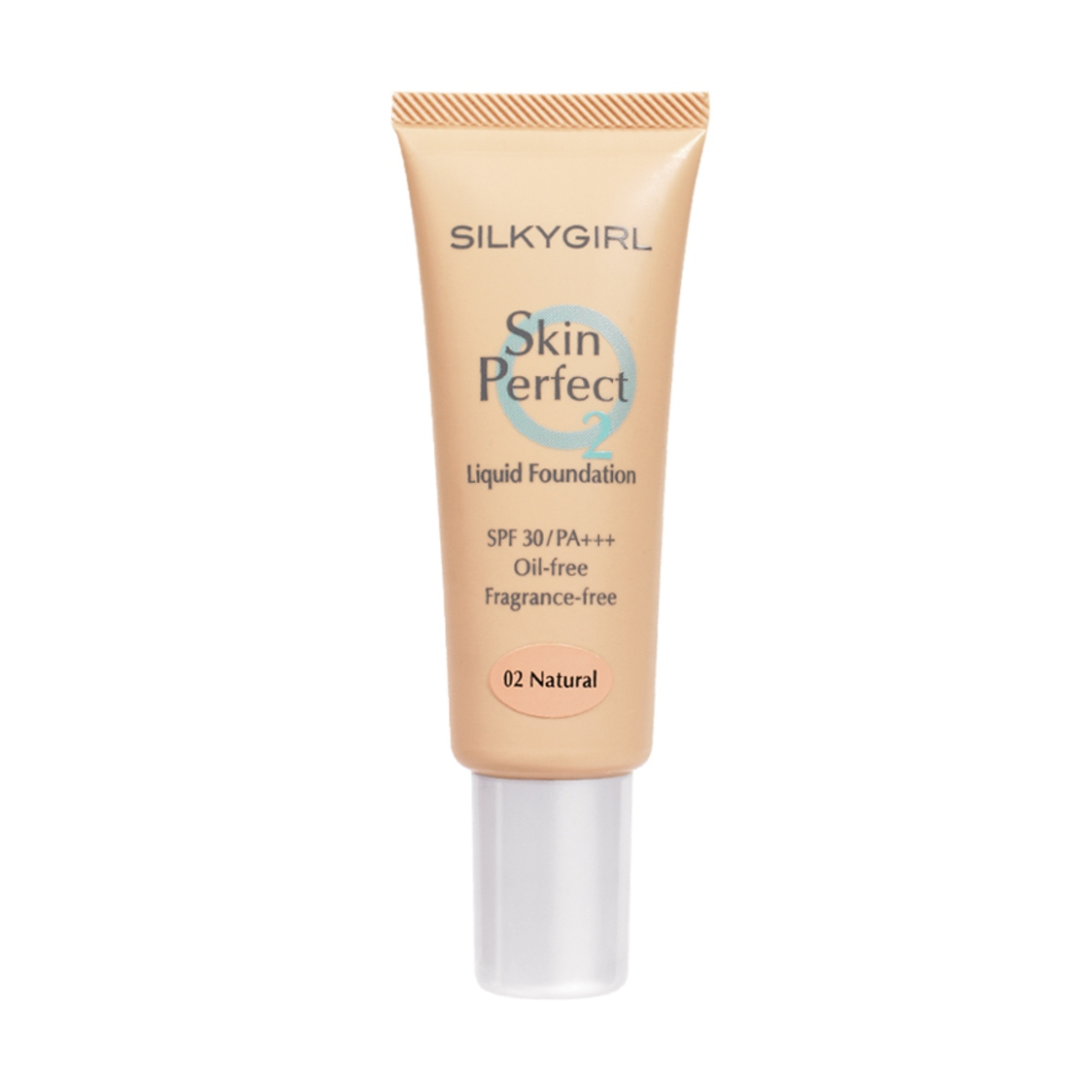 Skin Perfect Liquid Foundation 02 Natural