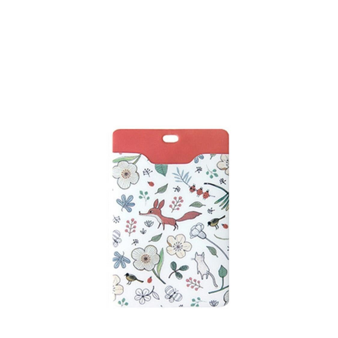 Willow Soft Cardcase White Fox
