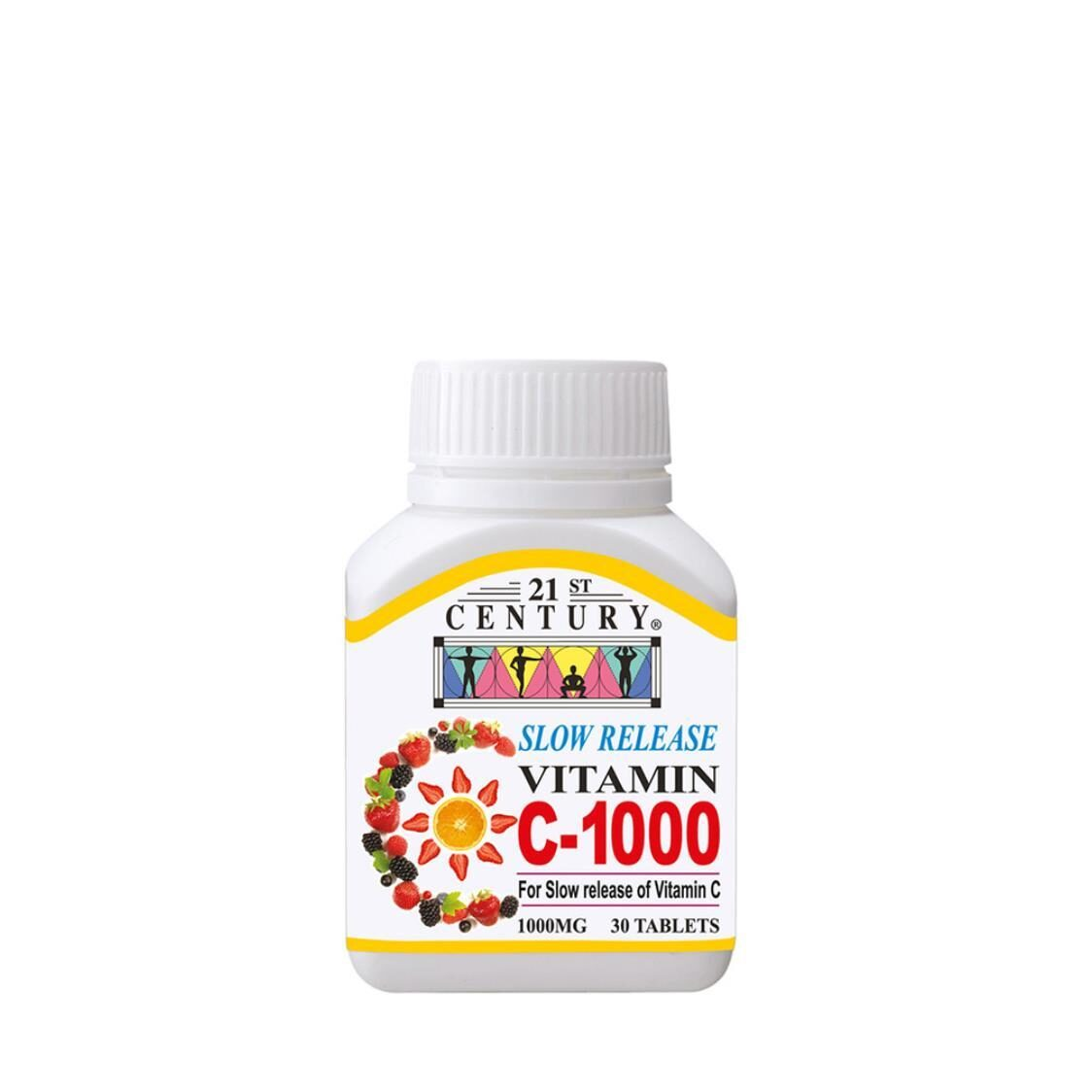 C1000mg Slow Release 30s