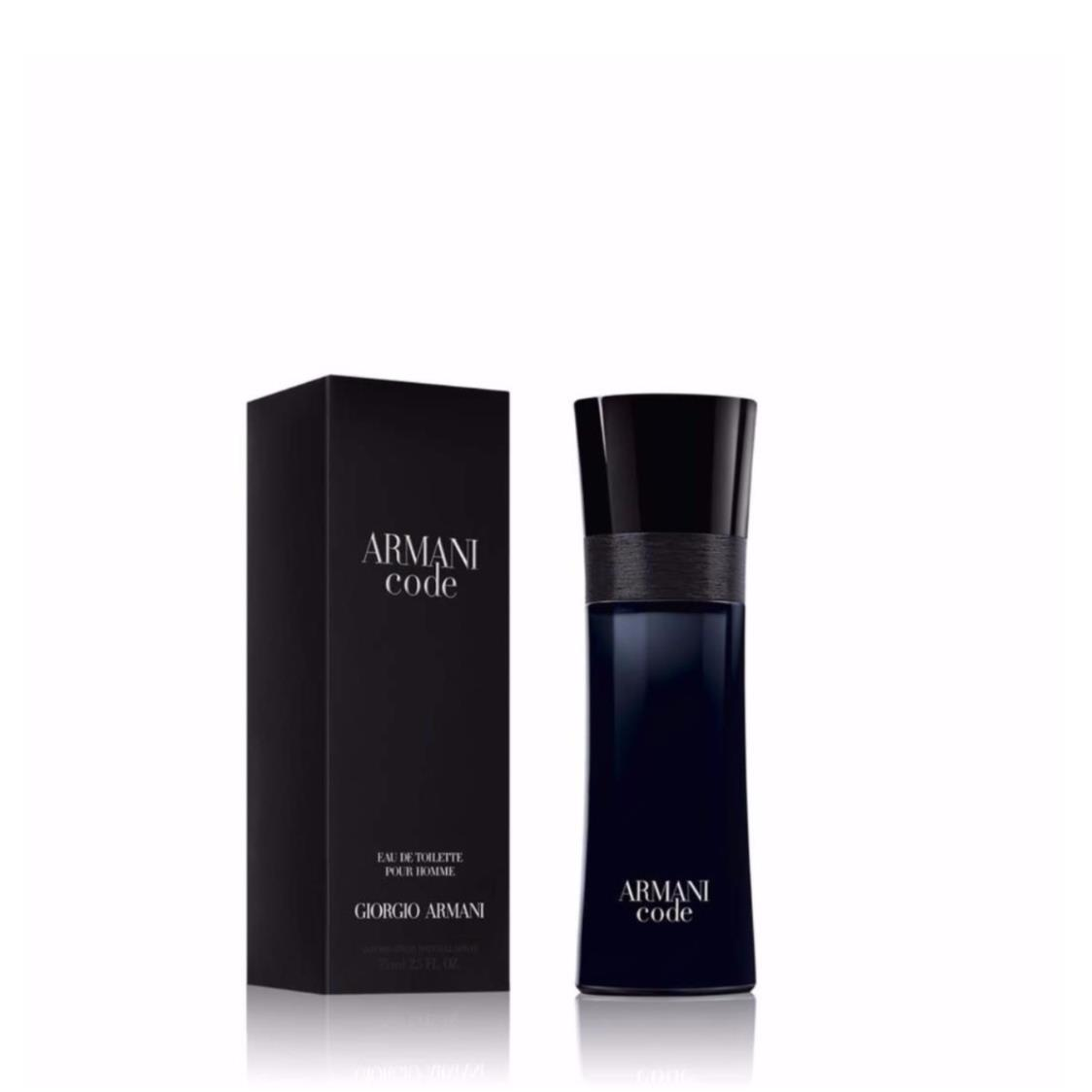 Armani Code Homme EDT