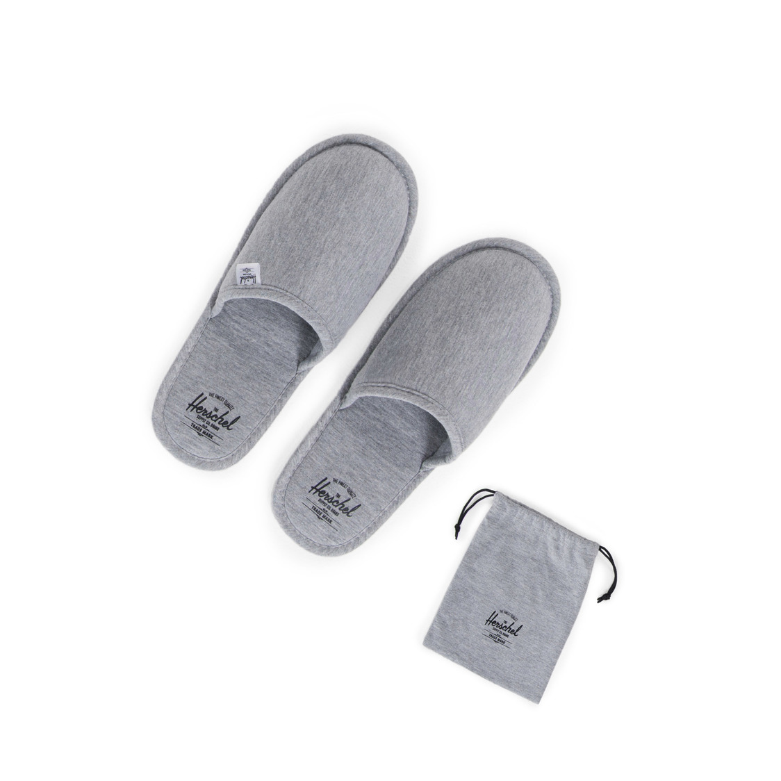 Slippers SM Heathered Grey 10545-02256-SM