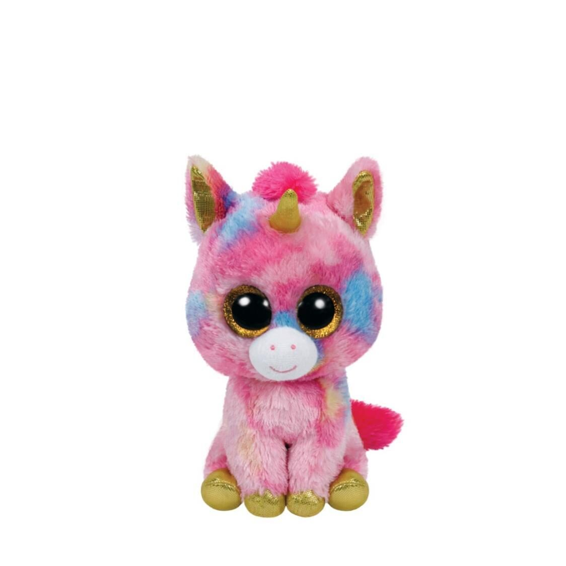 Beanie Boos Fantasia Multicolor Unicorn Reg