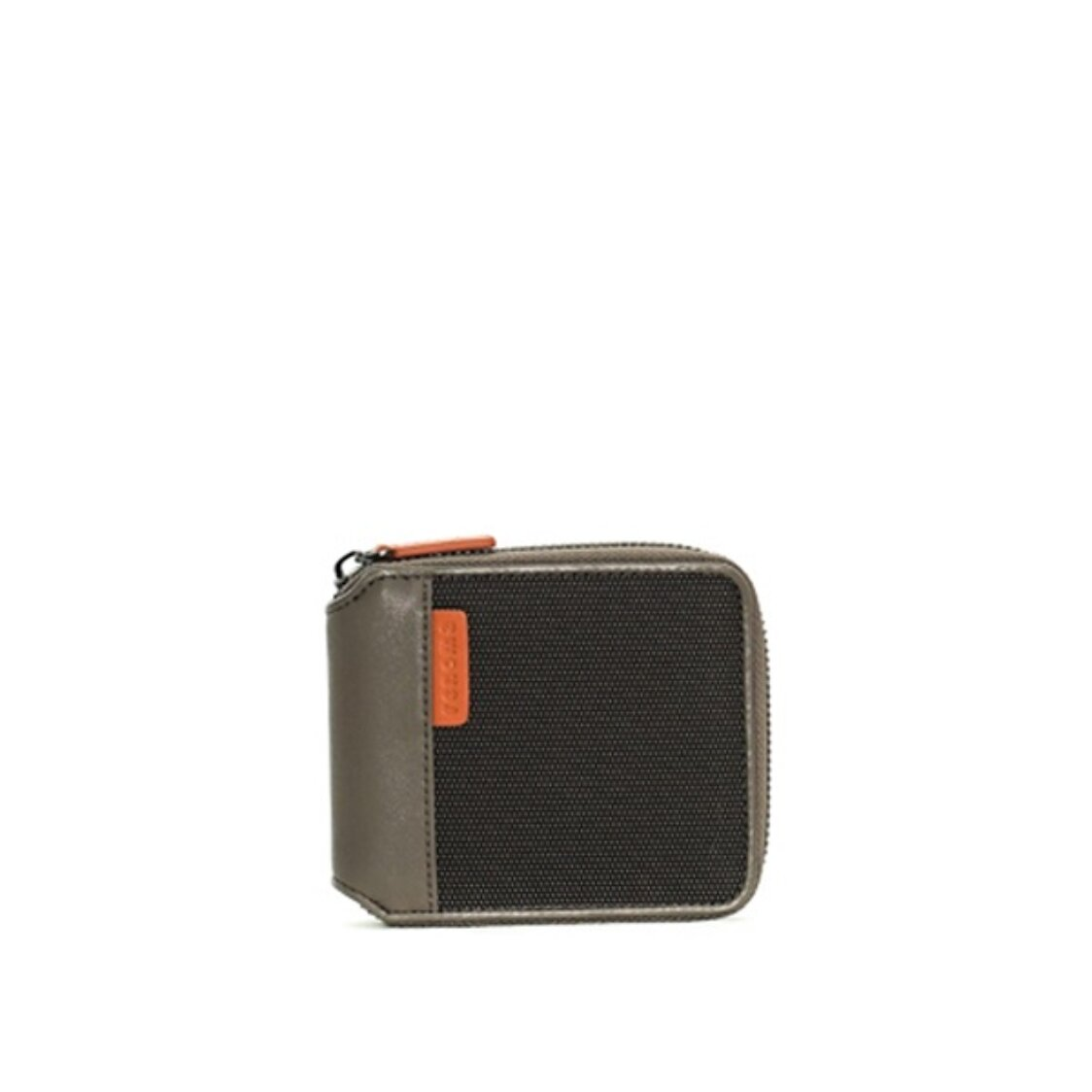 Renoma Malo Zip Centre Flap Cards Wallet Coffee