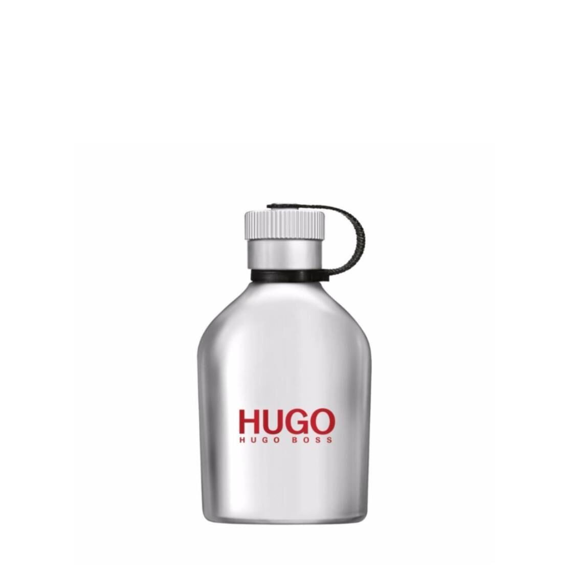 Hugo Iced Eau De Toilette Fragrance For Men Spray Bottle