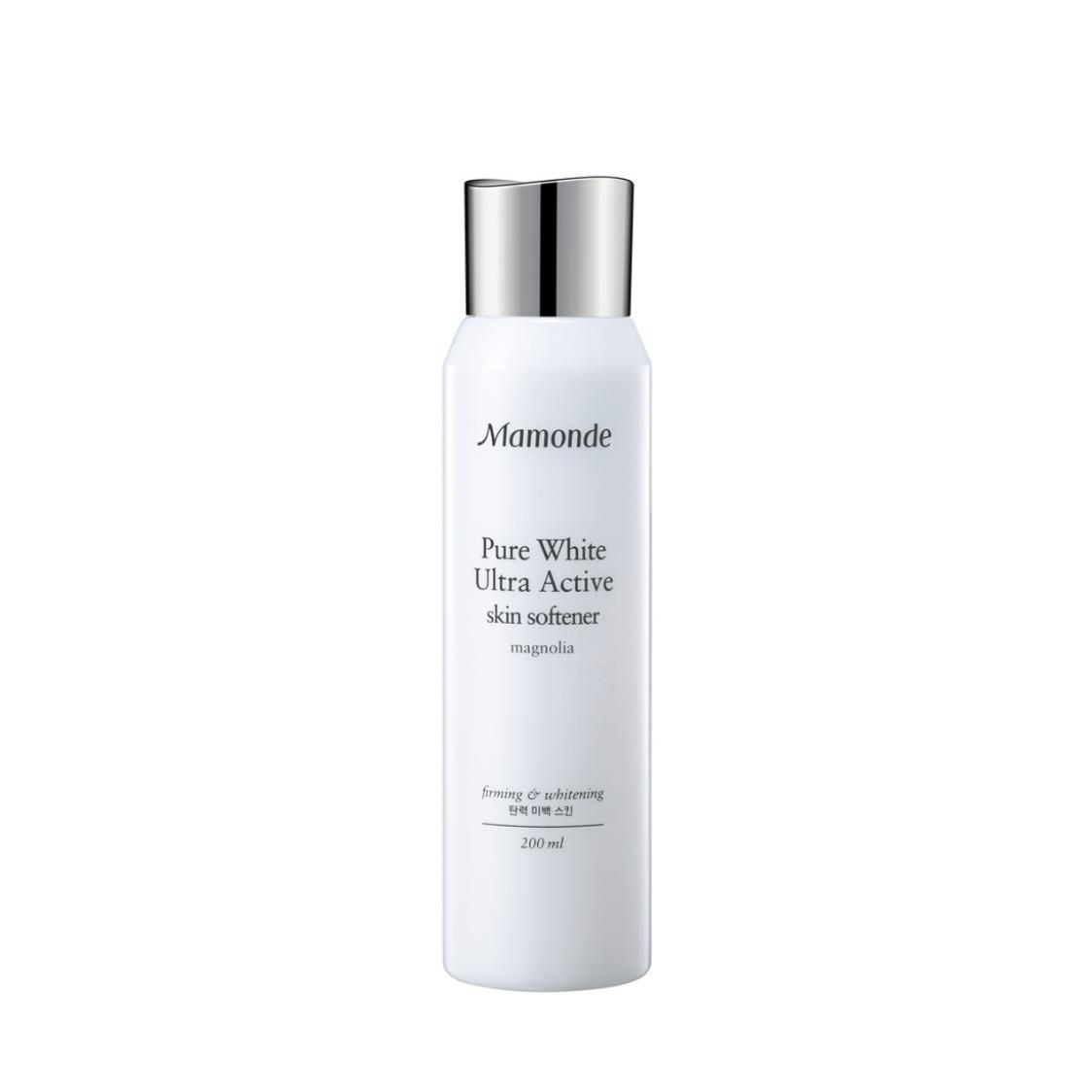 Pure White Ultra Active Skin Softener 200ml