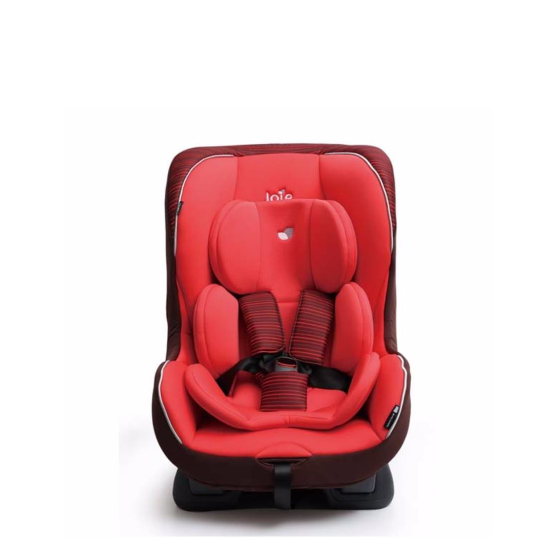 Tilt Coral Stripe CarseatSuitable from newborn to 4 years old